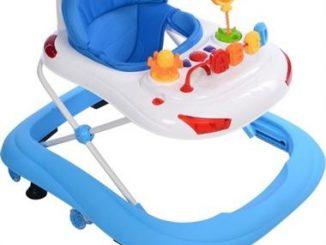 bebek yürüteci, bebekleri yürütece oturtma