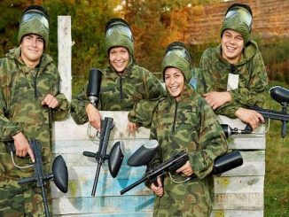 paintball oynama, paintball nedir, paintballun önemi