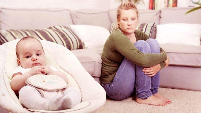 doğum sonrası depresyonu, doğum sonrası depresyonunda neler önemli, doğum sonrası depresyon neden olur